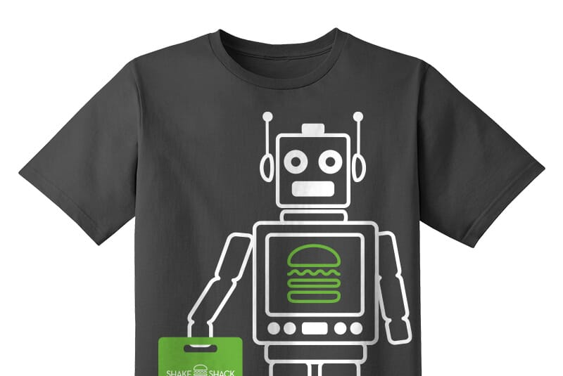 Image for Robot Youth Tee