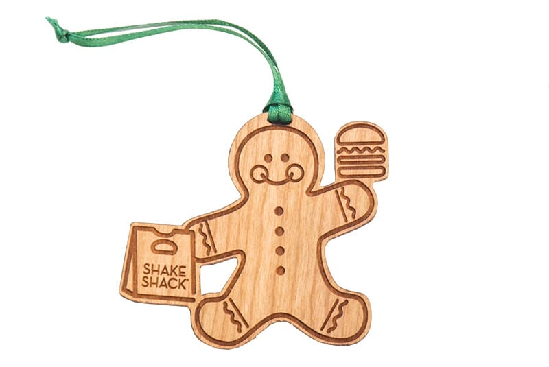 Image for Holiday Gingerbread Man Ornament