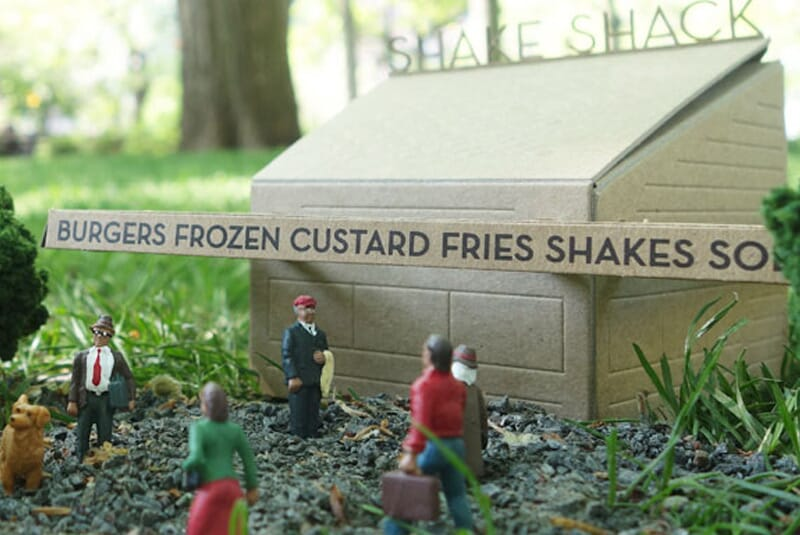 Image for Shake Shack Model Kit by Boundless Brooklyn