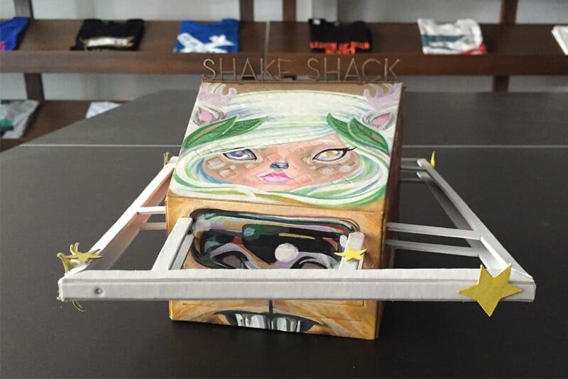 Image of the Shake Shack Of Mind.