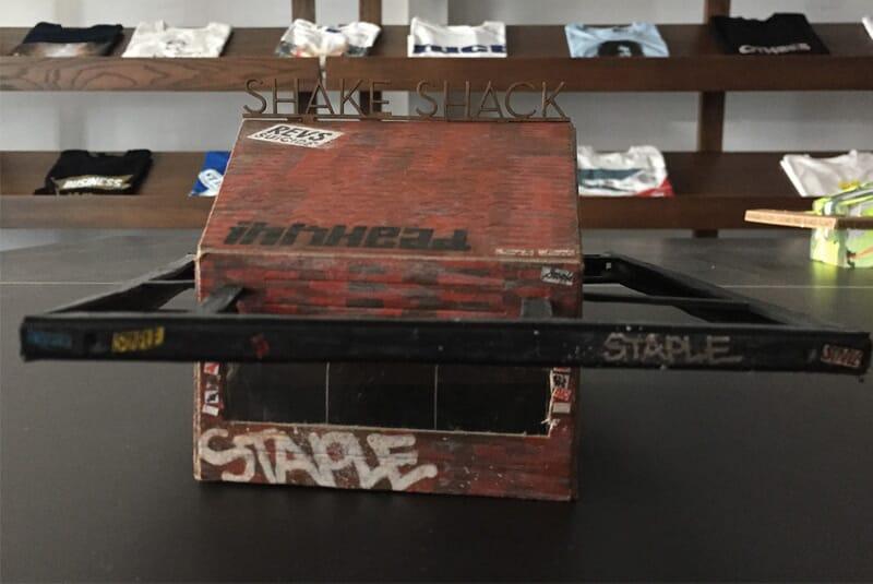 Image of the Vandal Shack.