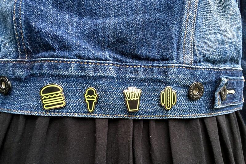 Image for Shake Shack Pin Set