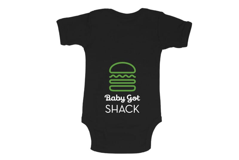 Image for Baby Got Shack Bodysuit