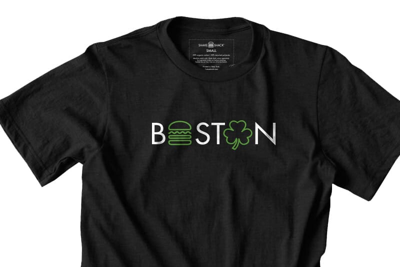 Image for Boston Tee