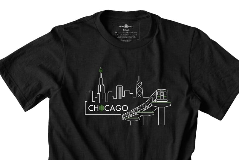 Image for Chicago Tee