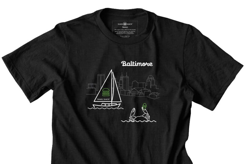 Image for Baltimore Tee