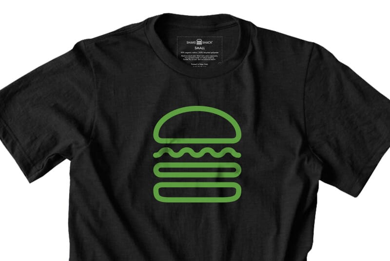 Image for Burger Tee