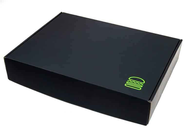 Shake Shack gift box.